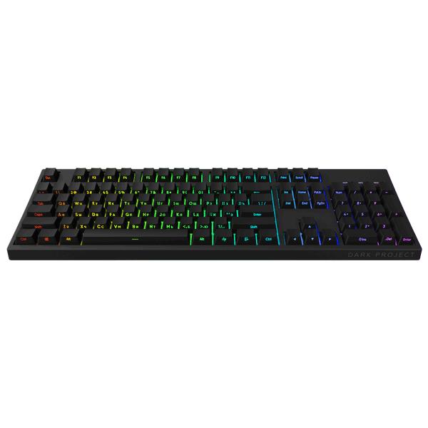 Клавиатура проводная игровая Dark Project KD1B Brown Switches (DP-KD-0001B-BN)