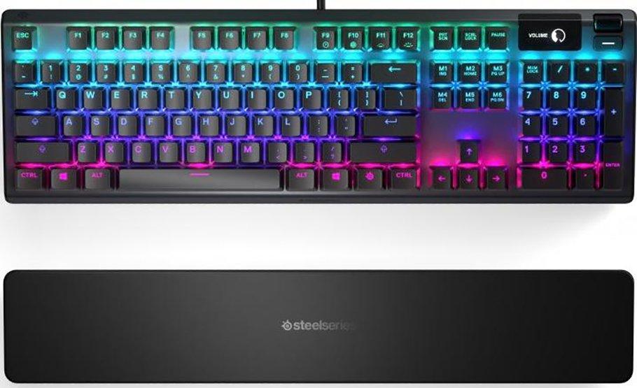 Игровая клавиатура Steelseries Apex 5 (64532)