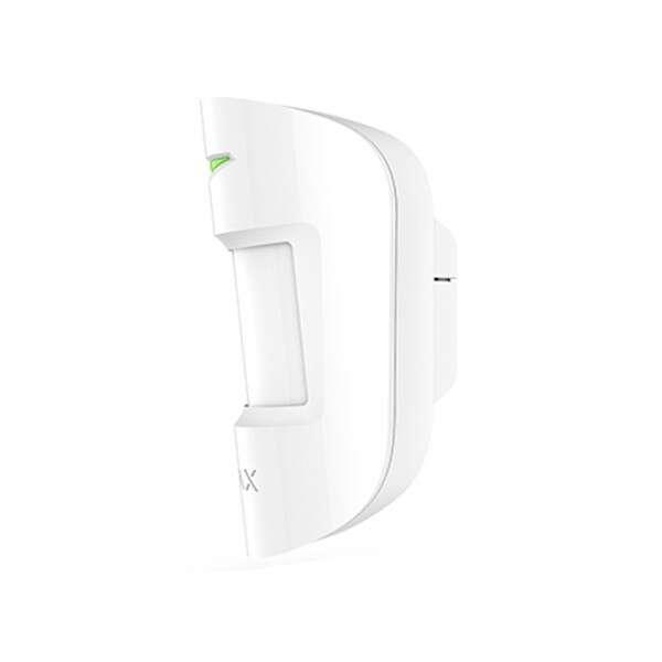 Датчик движения Ajax MotionProtect Plus, White (PIR + microwave motion detector)