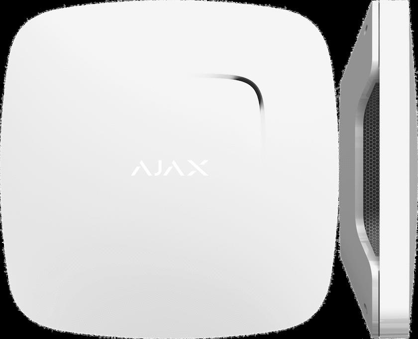Датчик дыма Ajax FireProtect, White