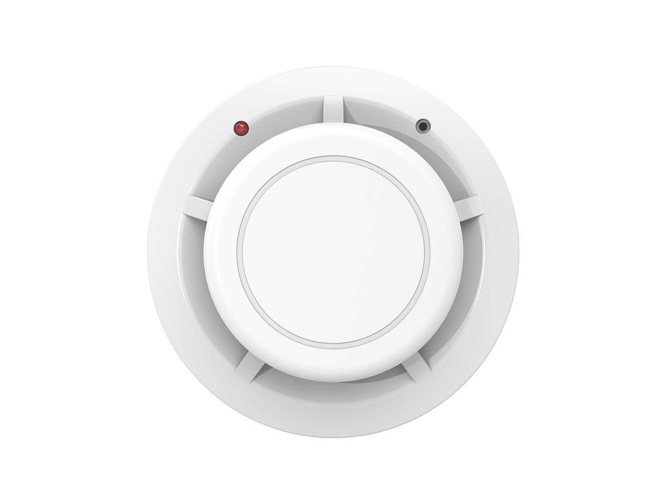 Датчик дыма RUBETEK KR-SD02