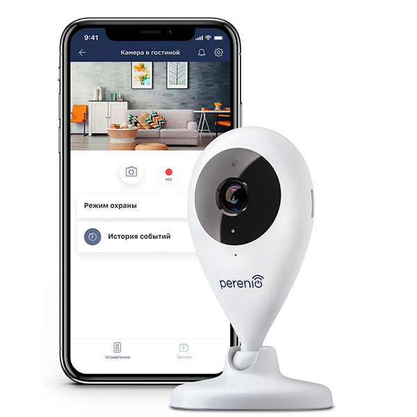 Wi-Fi-камера Perenio PEIFC01
