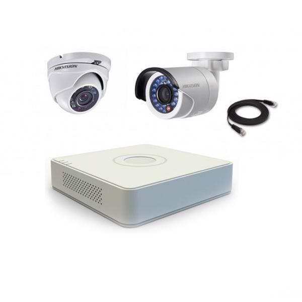 Комплект видеонаблюдения Hikvision DS-J142I-3