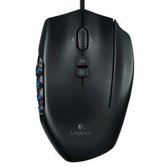 Мышь игровая Logitech G600 (910-003623)