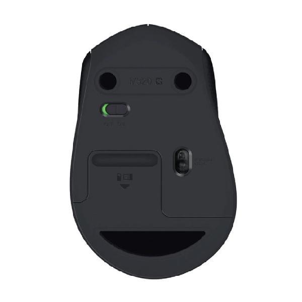 Беспроводная мышь Logitech M280 Black (910-004291)