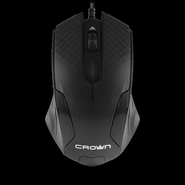 Проводная мышь Crown CMM-100