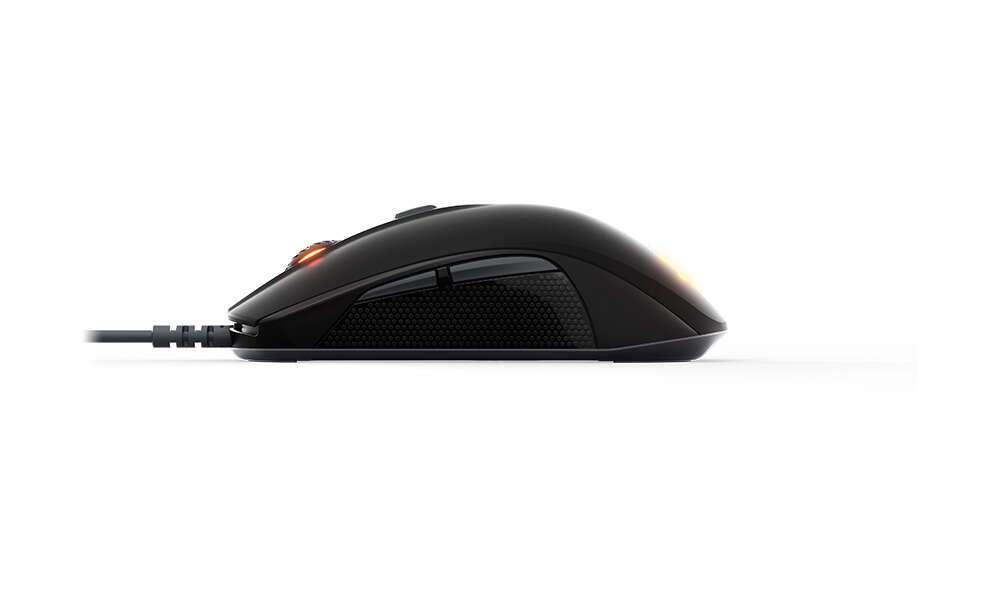 Игровая проводная мышь SteelSeries Rival 110 Matte Black (PN62466)