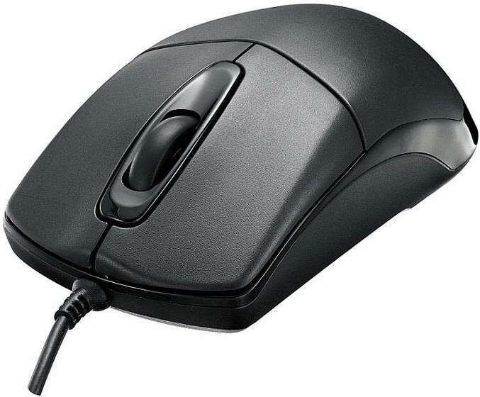 Мышь Rapoo N1050, Black
