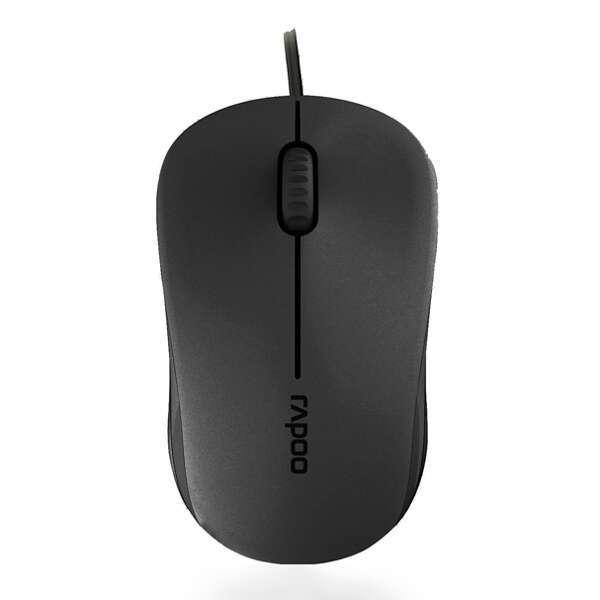 Мышь Rapoo N1130, Black