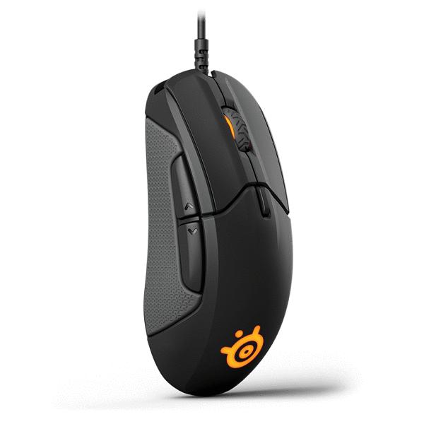 Игровая проводная мышь SteelSeries Rival 310 (PN62433) Black