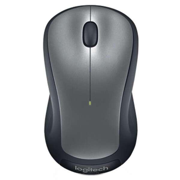 Беспроводная мышь Logitech M310 (Silver)