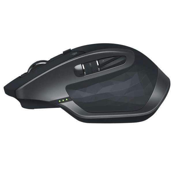 Беспроводная мышь Logitech MX Master 2S Graphite
