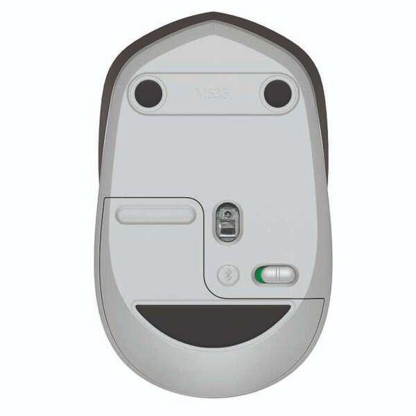 Беспроводная мышь Logitech M535 Bluetooth Mouse (Grey)