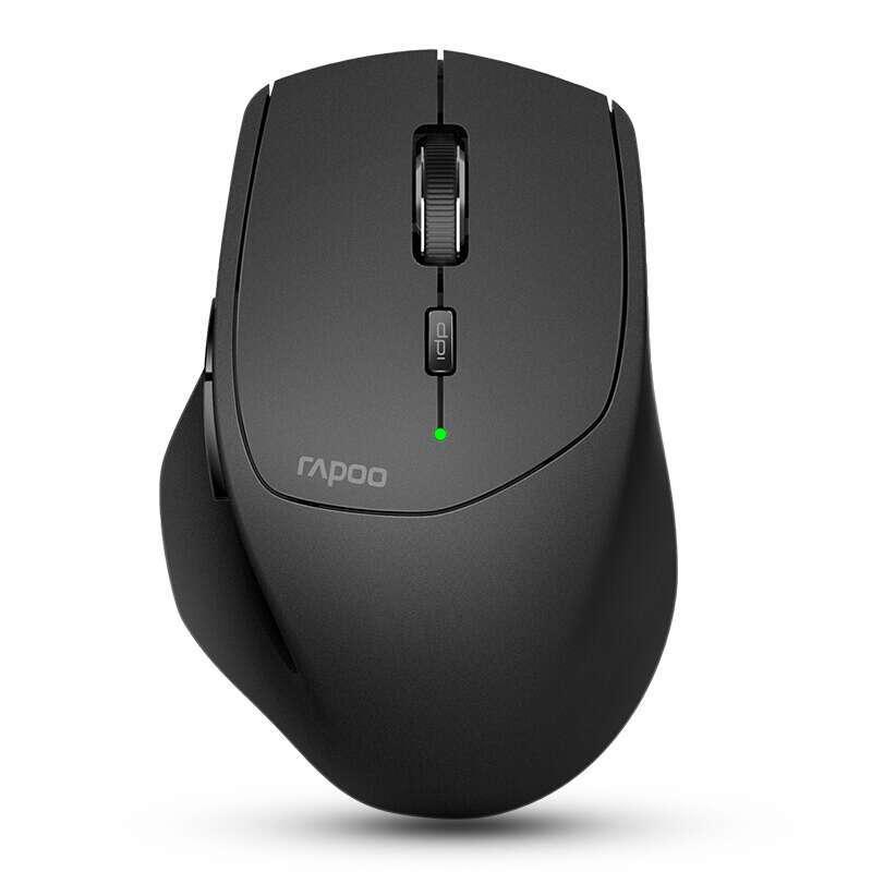 Беспроводная мышь Rapoo MT550 Black