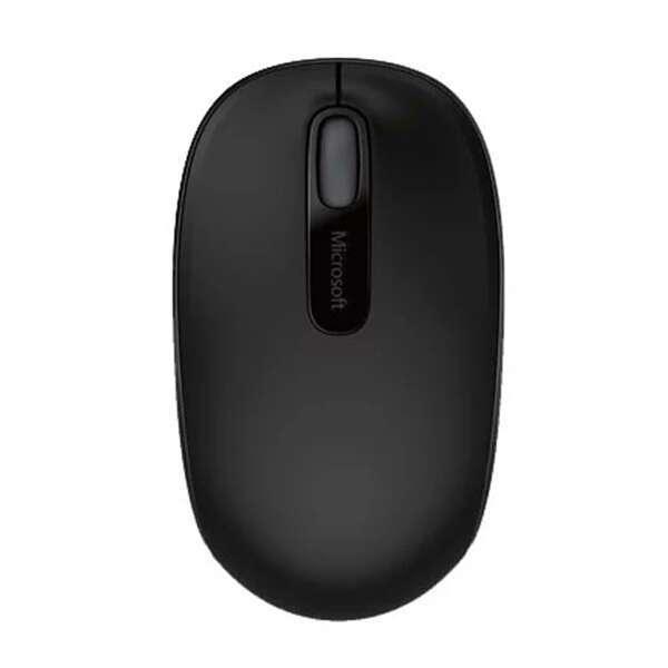 Беспроводная мышь Microsoft 1850 Black U7Z-00004