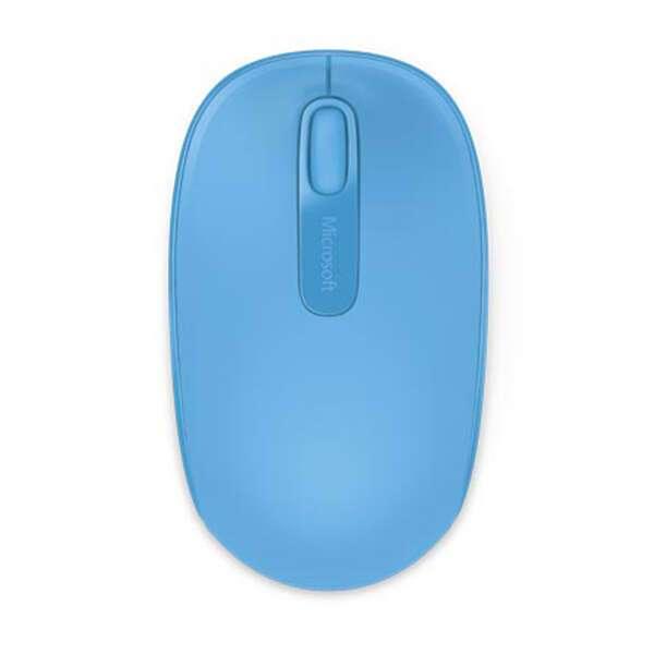 Беспроводная мышь Microsoft 1850 CyanBlue U7Z-00058