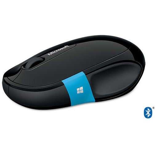 Беспроводная мышь Microsoft Sculpt Comfort Bluetooth Black H3S-00002