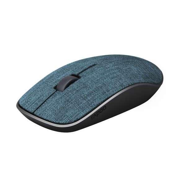 Беспроводная мышь Rapoo 3510 Plus (Blue)
