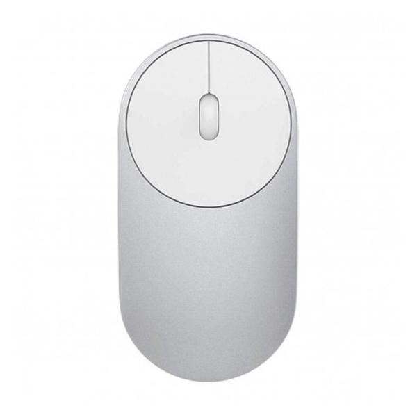 Беспроводная мышь Xiaomi Mi Portable Mouse (Silver)