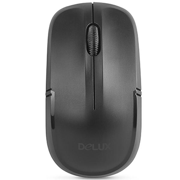 Компьютерная мышь Delux DLM-136OGB