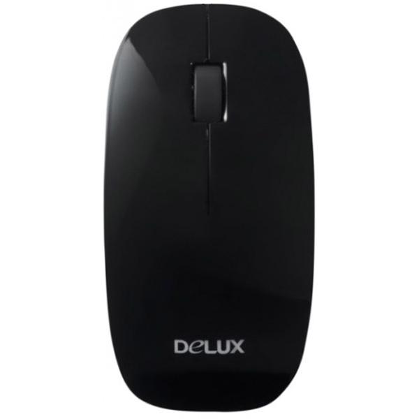 Компьютерная мышь Delux DLM-111LGB