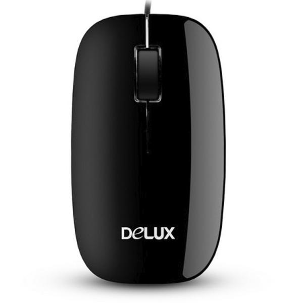 Компьютерная мышь Delux DLM-110OUB