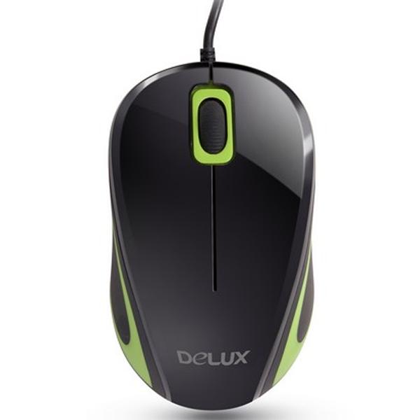 Компьютерная мышь Delux DLM-133OUB