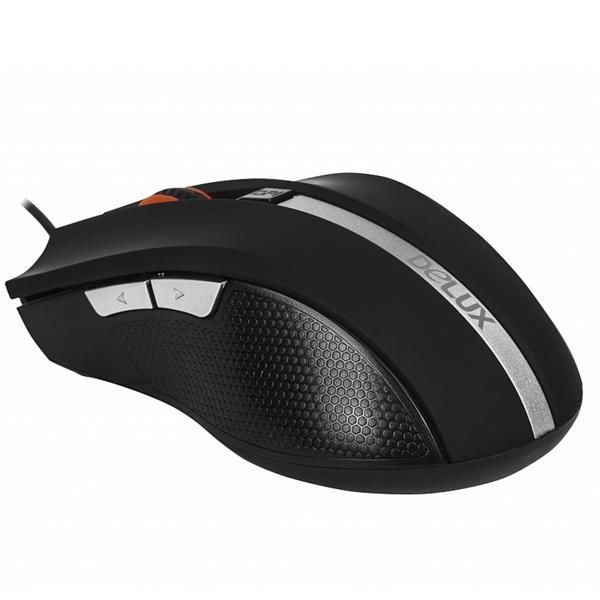 Компьютерная мышь Delux DLM-516OUB