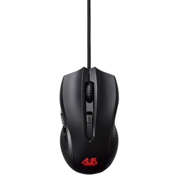 Игровая мышь Asus Cerberus Black (90YH00Q1-BAUA00)