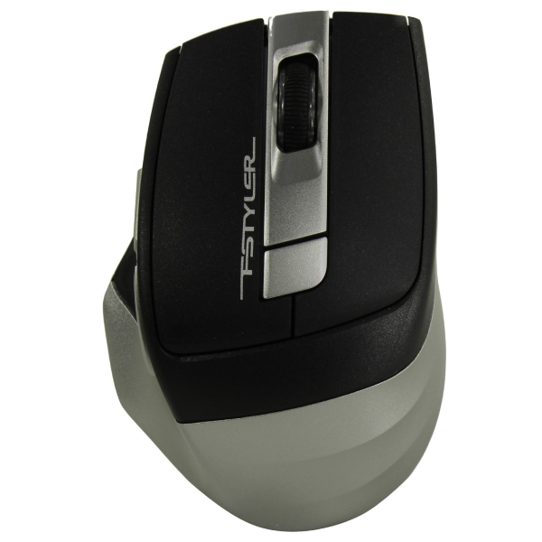Мышь беспроводная A4tech Fstyler FB-35 Smoky-Grey
