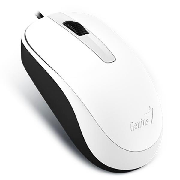 Мышь проводная Genius DX-120 White 31010105102