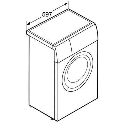 Стиральная машина Bosch WLK2426SME