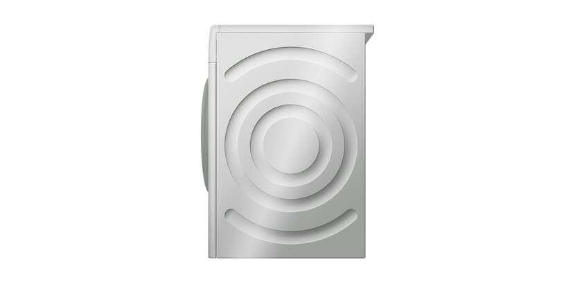 Отдельностоящая стиральная машина Bosch WAT2846XME