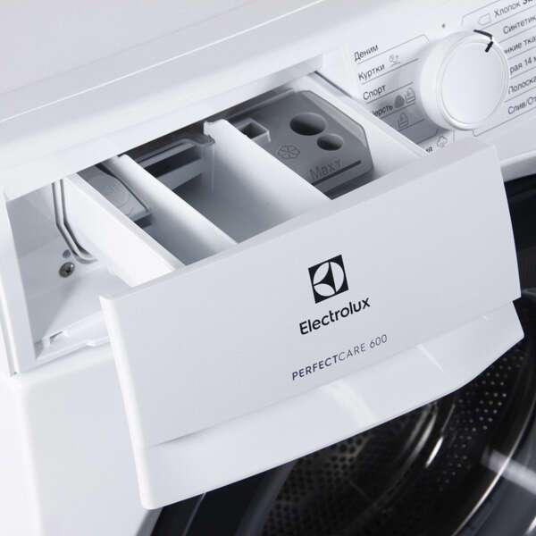 Стиральная машина Electrolux EW6F4R48BU