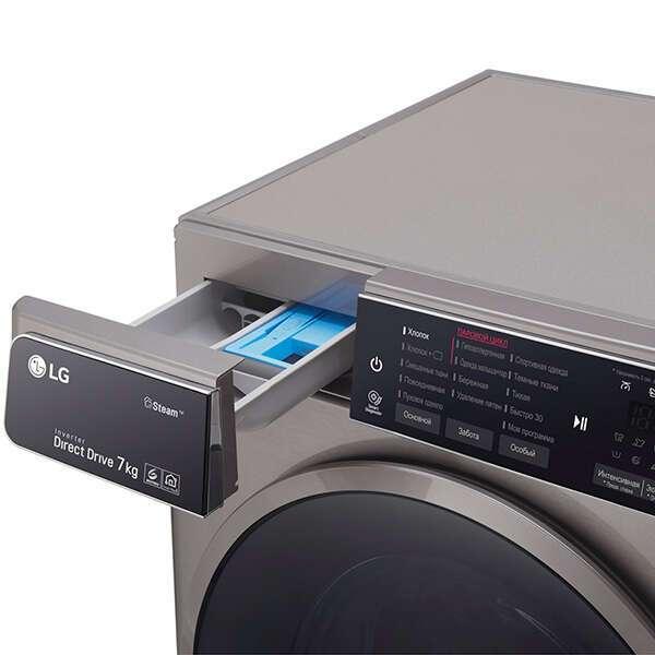 Стиральная машина LG F2H6HS8S