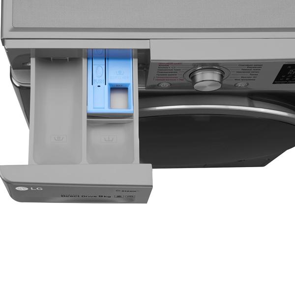 Стиральная машина LG F4J6VS8S