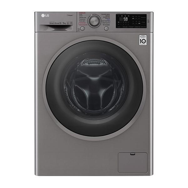 Стиральная машина LG F4J6VG8S