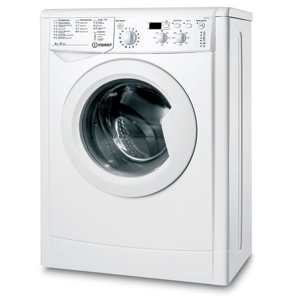 Стиральная машина Indesit IWUD 4105 (CIS)