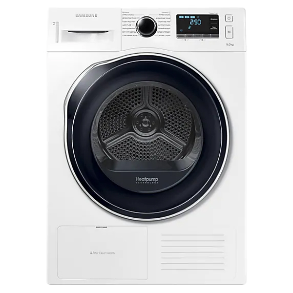 Сушильная машина Samsung DV90K6000CW/LP