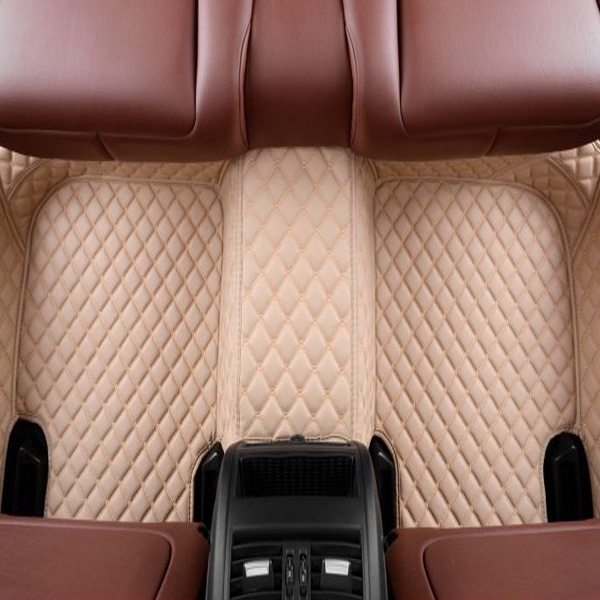 Коврики Kristall-auto Toyota Land Cruiser Prado 150 2009-2019/Lexus GX460 2009-2019 бежевый