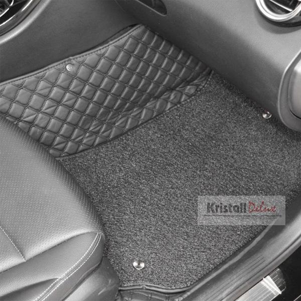 Коврики Kristall-auto Toyota Rav-4  2013-2018 черный