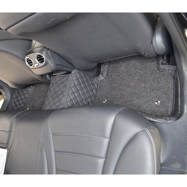 Коврики Kristall-auto Mitsubishi Outlander 2012-2018 черный