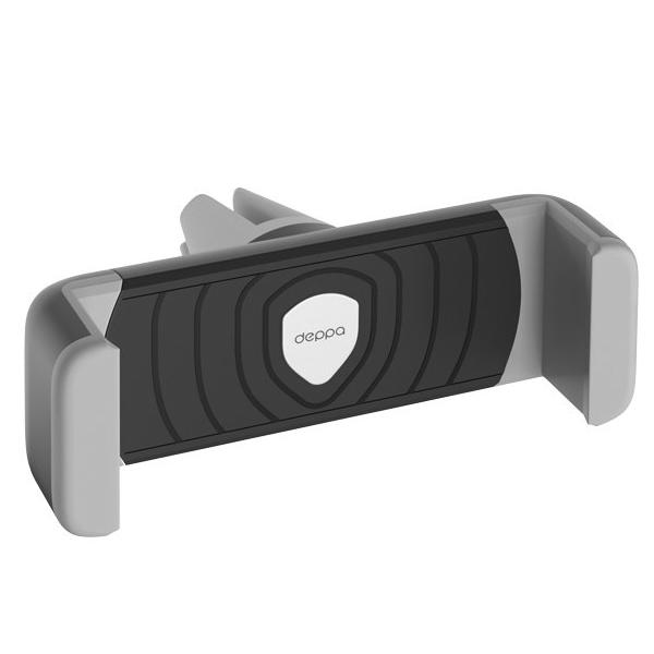 Автомобильный держатель Deppa Crab Air mini для смартфонов, крепление на вентиляционную решетку