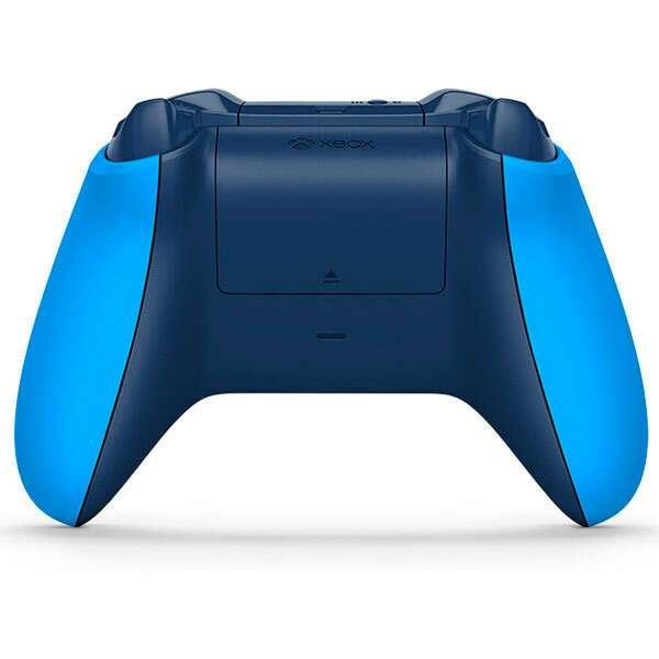 Беспроводной геймпад Microsoft Xbox One Vortex (Blue)