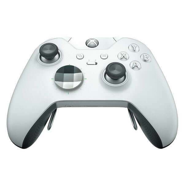 Джойстик для консоли Microsoft Xbox One Washburn - White Elite