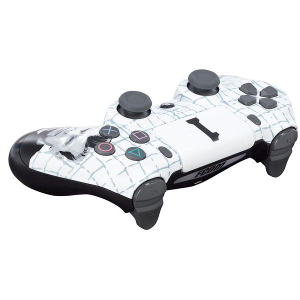 Беспроводной геймпад Rainbo Динамо «Чёрный паук» Custom PS4 Dualshock