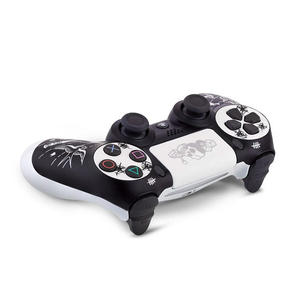 "Беспроводной геймпад Rainbo ""Disgusting men"" Custom PS4 Dualshock"
