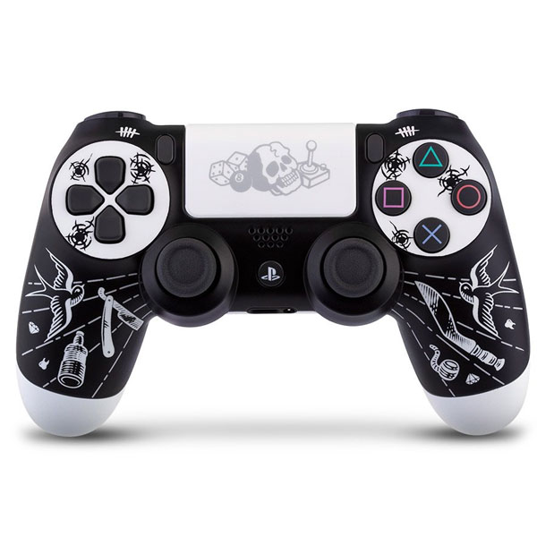 "Беспроводной геймпад Rainbo ""Disgusting men"" Custom PS4 Dualshock"