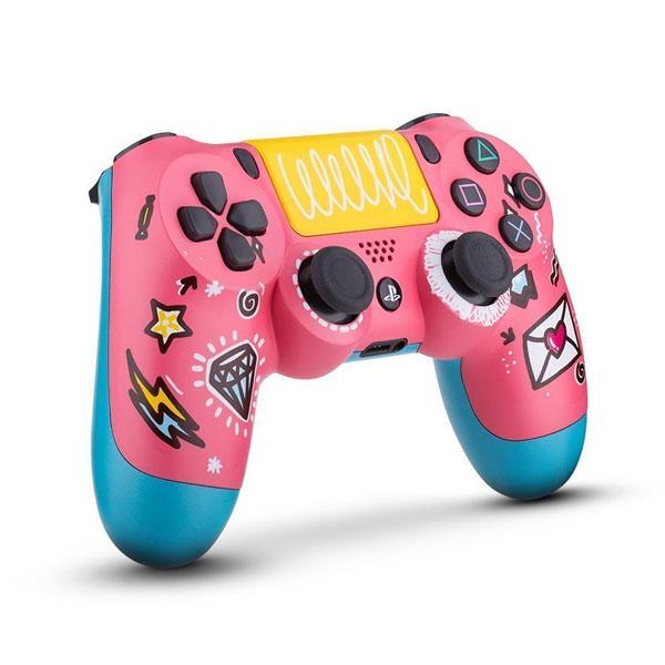 "Беспроводной геймпад Rainbo ""SWEET"" Custom PS4 Dualshock"