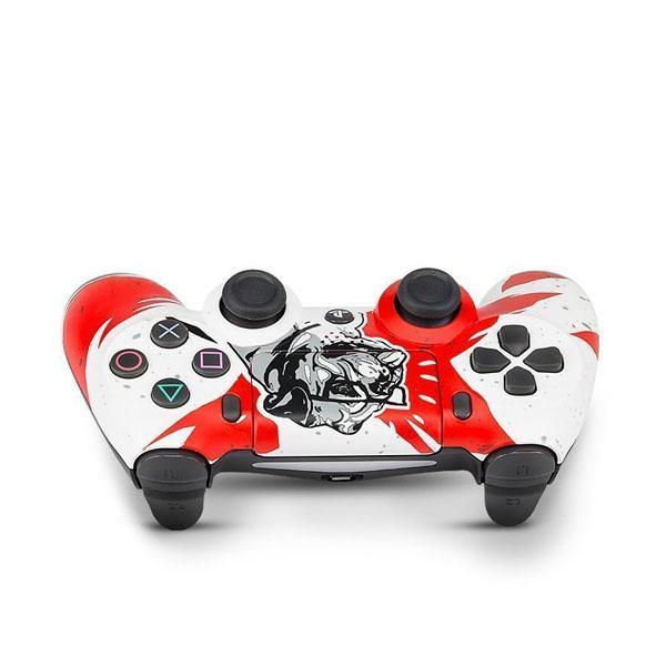 """Беспроводной геймпад Rainbo """"Бульдог"""" Custom PS4 Dualshock"""